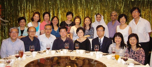 Celebration of the Social Work Class of 1978's 25th anniversary