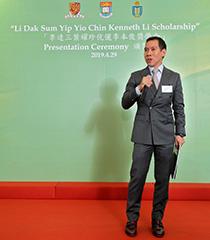 Mr Kenneth Li