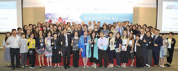 The Philanthropy Speed Dating Session was co-hosted by the HKU Foundation and the Faculty of Social Sciences as part of the 2018 ARNOVA-Asia Conference