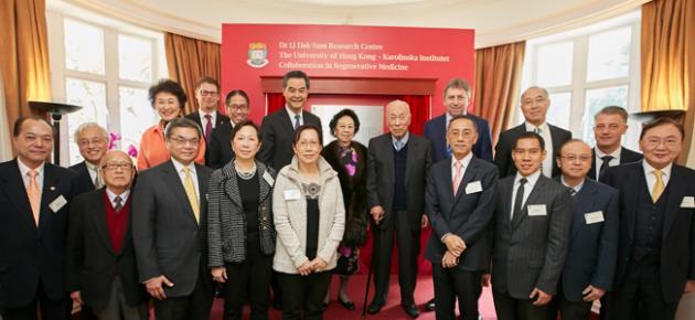 Dr Li Dak-Sum Research Centre