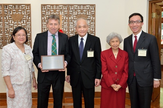 A Legacy Gift Supporting Medical and Health Sciences Education