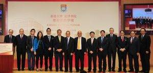 Cheng Yu Tung Tower marks a new chapter in the development of the Faculty of Law