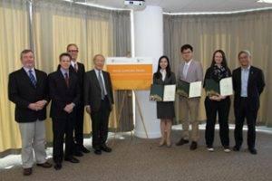 Former Vice-Chancellor Professor Wang Gungwu established History Prizes