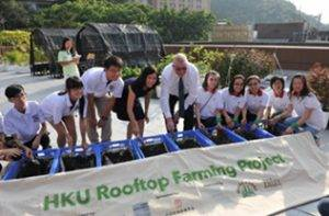Finding a Higher Calling on an HKU rooftop