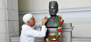 Honouring the First Benefactor of HKU: Sir H N Mody