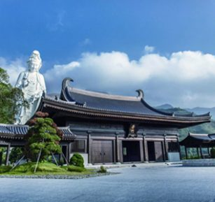 Study of Buddhist Architecture in China and Asia