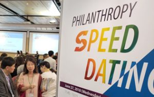 HKU Foundation x Philanthropy Speed Dating