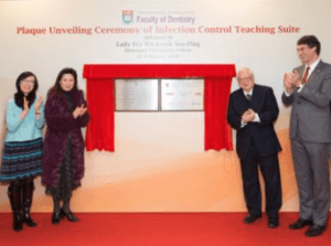 Strengthening HKU's Dental Endeavours