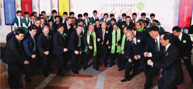 University Hall Brotherhood Spirit Enriches Current Students' University Life