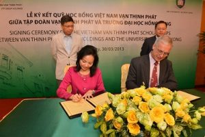 Fulfilling Education Dreams of Young Vietnamese Talents