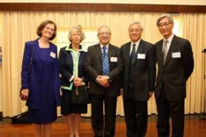 HKU and Cambridge Hughes Hall forge closer ties